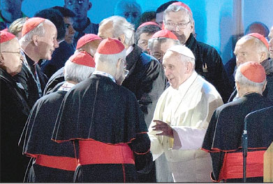 Las palabras del Papa Francisco que perturban a loscatólicos