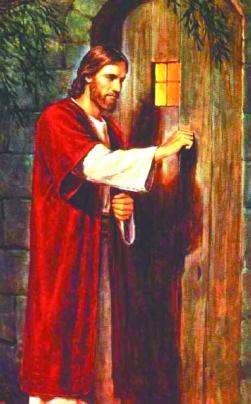 Jesus llama puerta