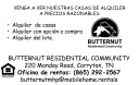 Butternut newspaper ad proof Spanish translation